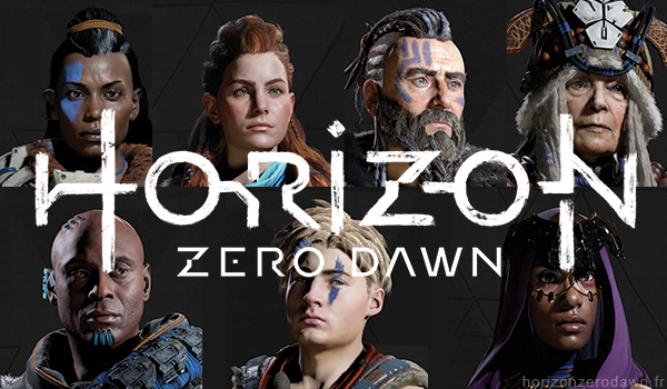 FanKit Horizon Zéro Dawn officiel