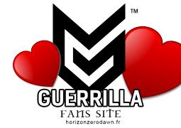 Guerrilla nous félicite !