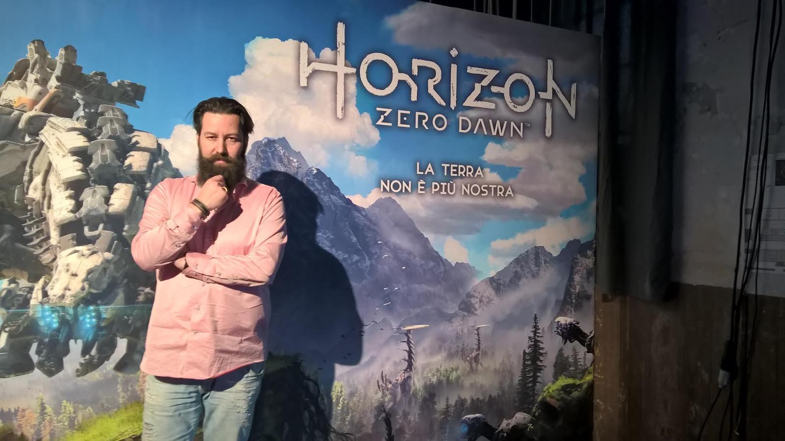 Patrick Munnik, le producteur d'Horizon Zero Dawn a tiré sa révérence