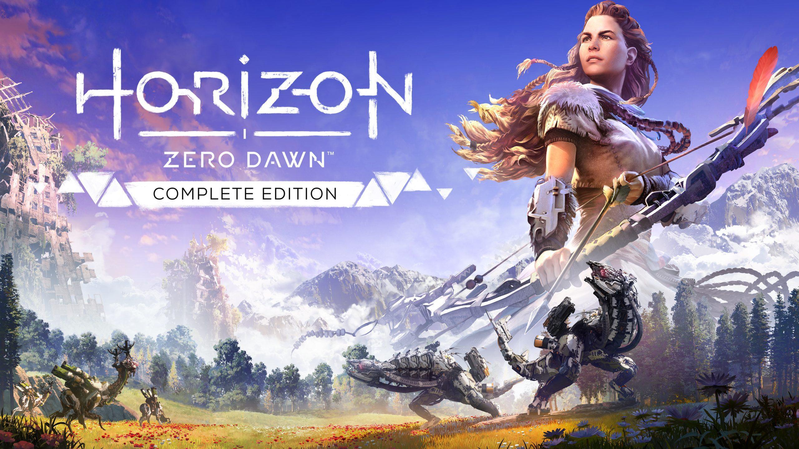 Horizon Zero Dawn : version PC améliorée avec la mise à jour 1.01