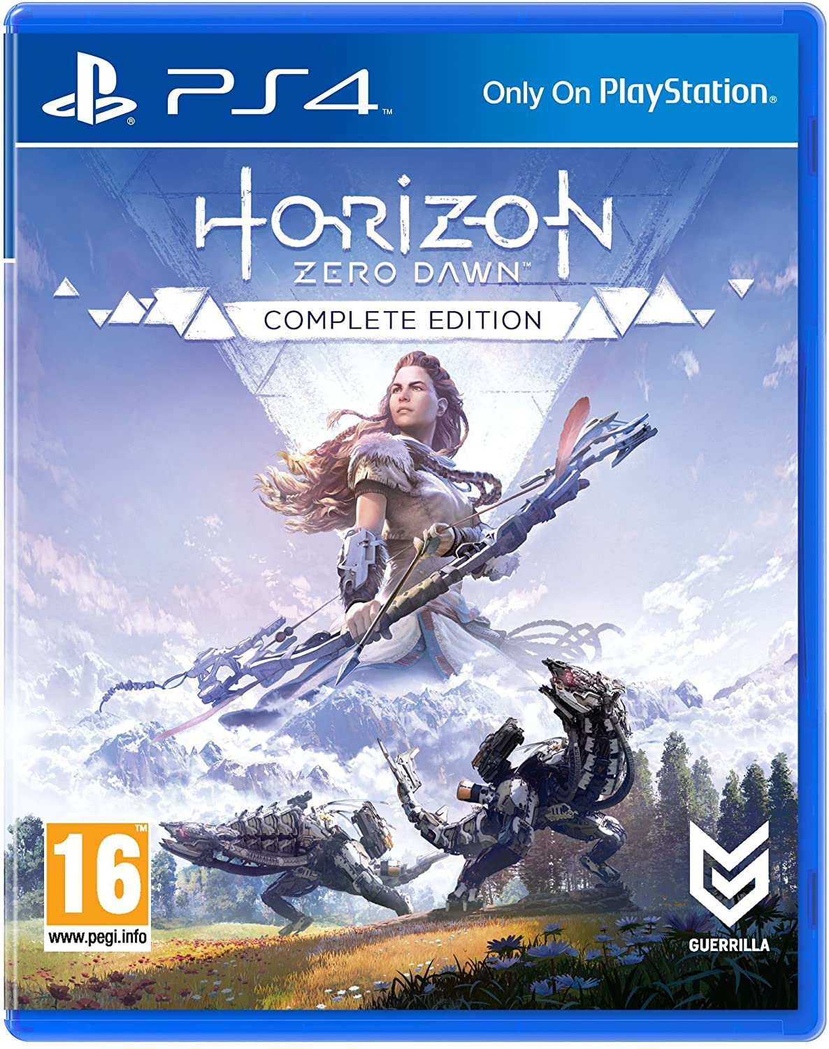 Horizon: Zero Dawn - Complete Edition PS4
